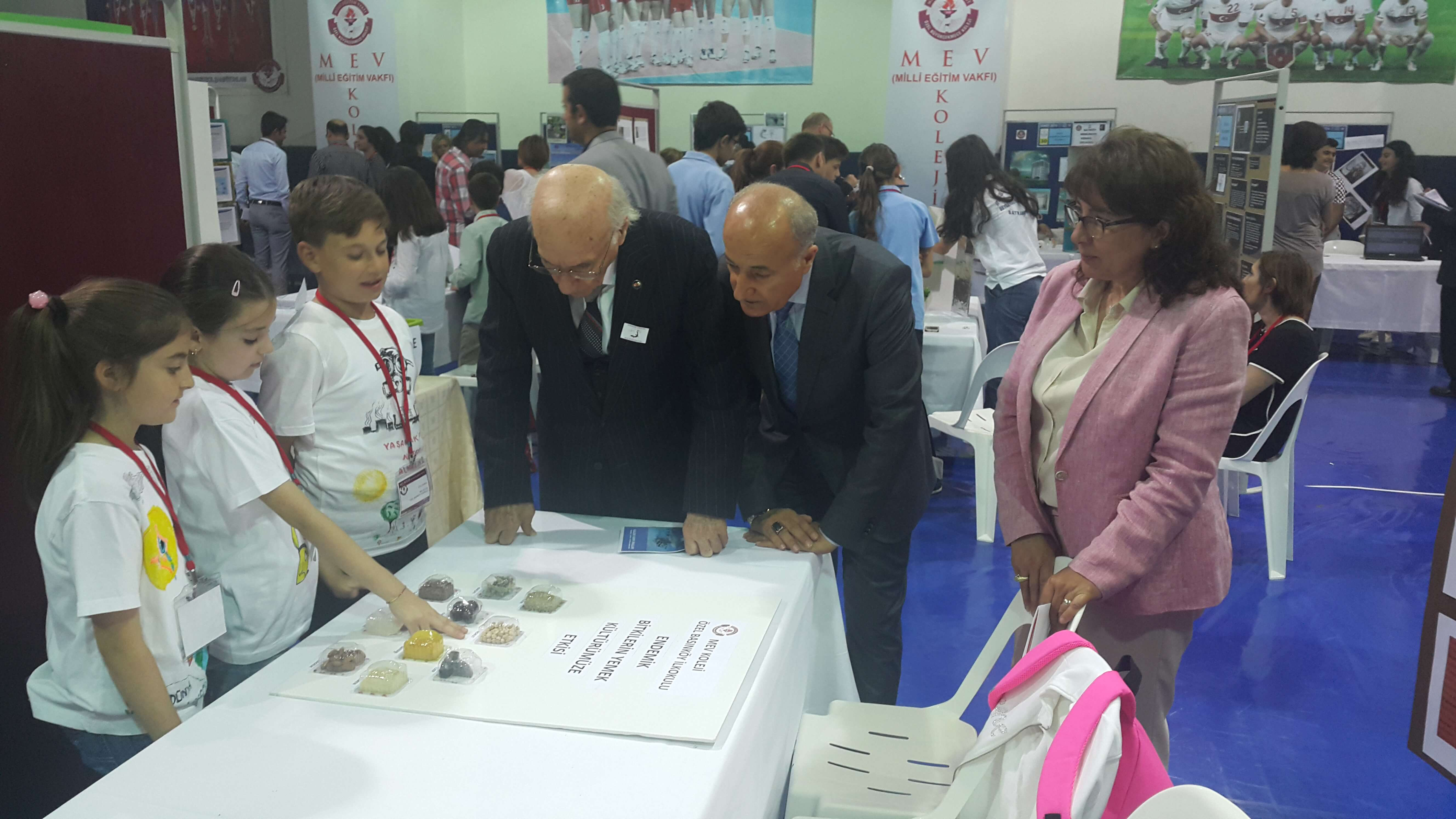 UNESCO-SEMEP Projesinde Üç Dalda Ödül Aldık