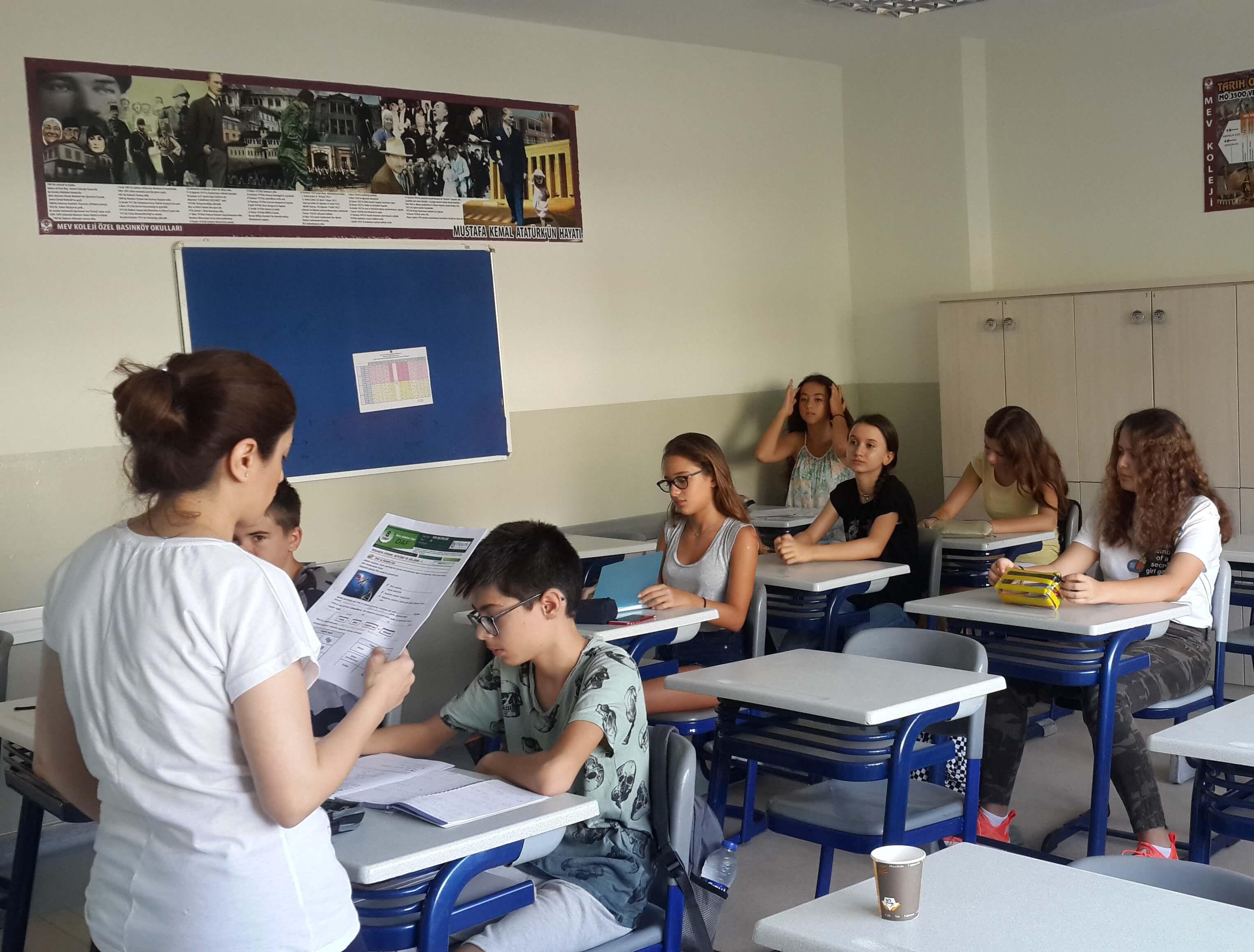 8. Sınıflar Eğitim Destek Programı (EDP) Başladı