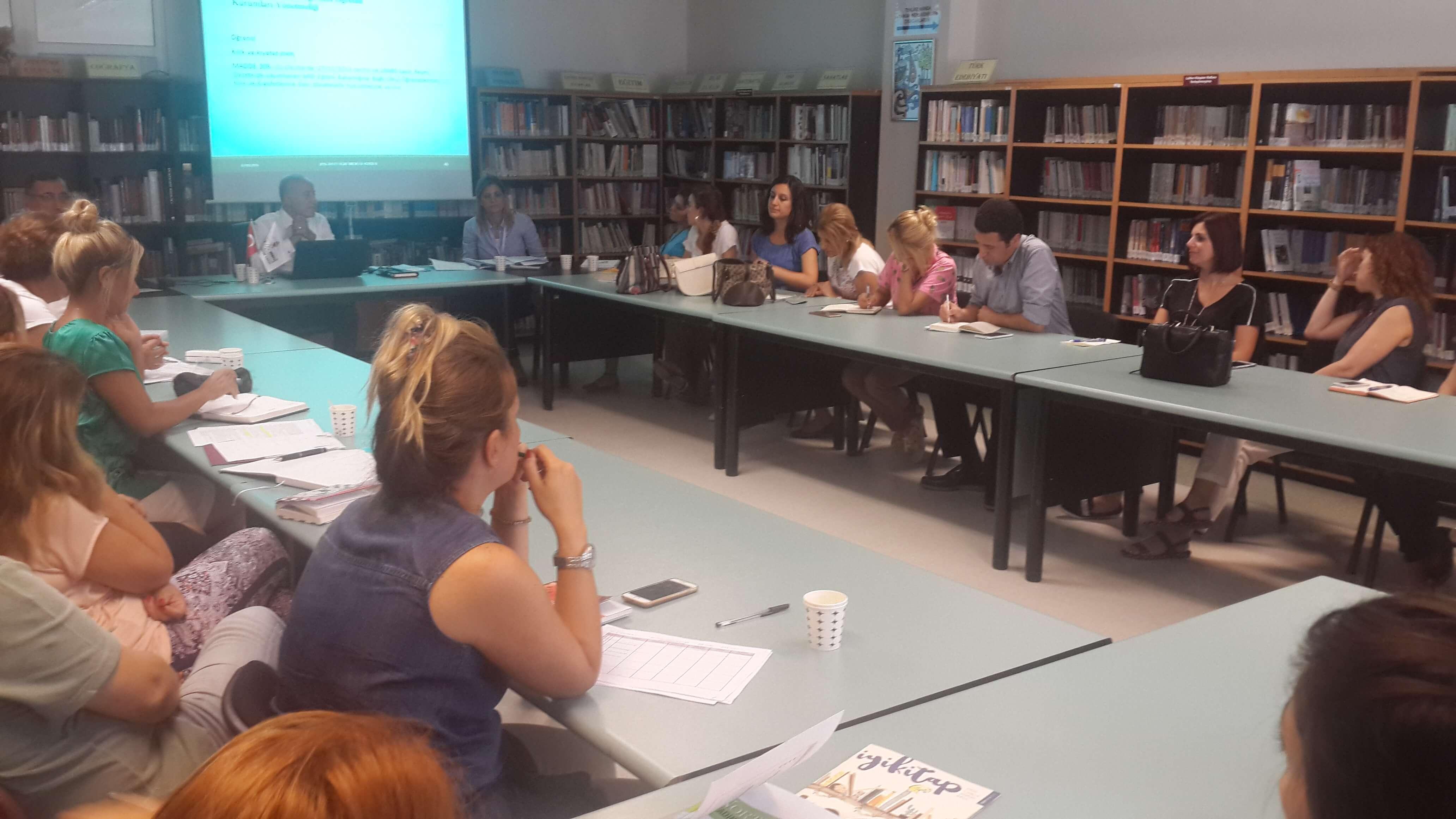 Anadolu Lisesi Öğretmenler Kurulu Toplantısı yapıldı
