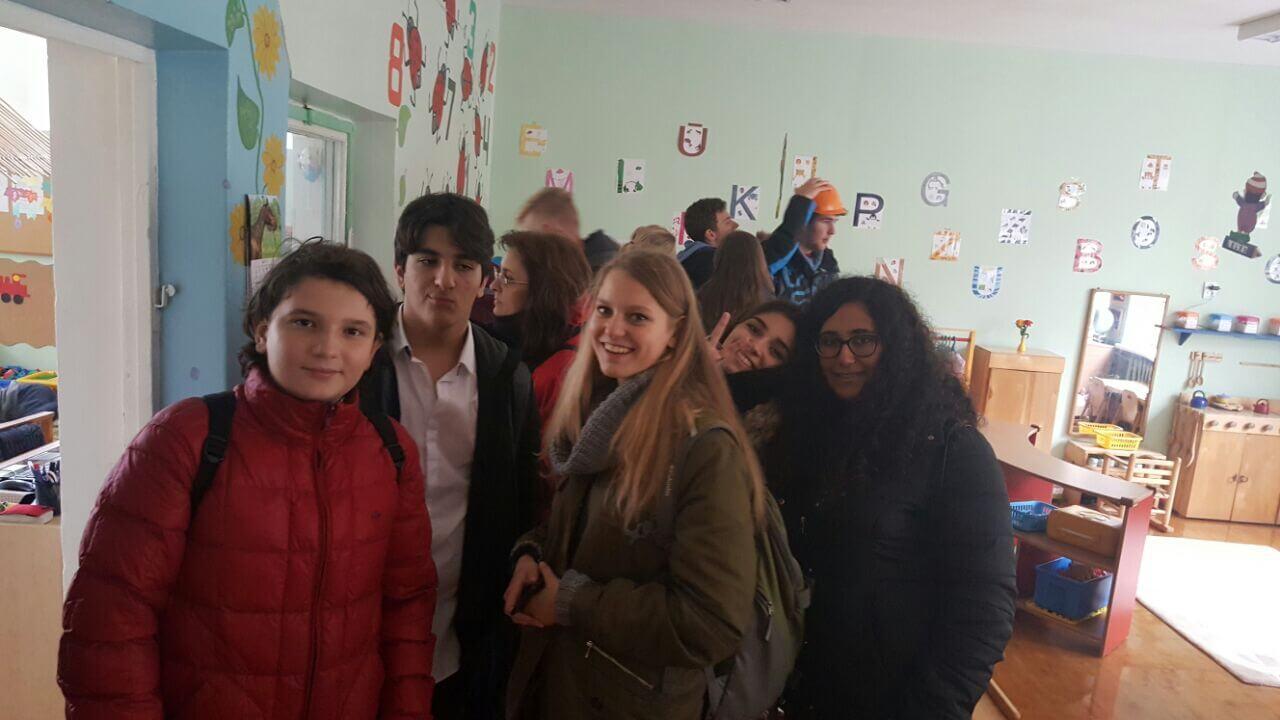 Erasmus Plus Proje Toplantısı'na Katılan Öğrencilerimizin Litvanya'daki İlk Günü