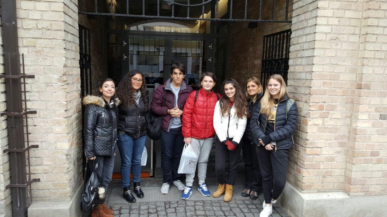 Erasmus Plus Proje Toplantısı için Litvanya'da Bulunan Öğrencilerimizin Üçüncü Günü