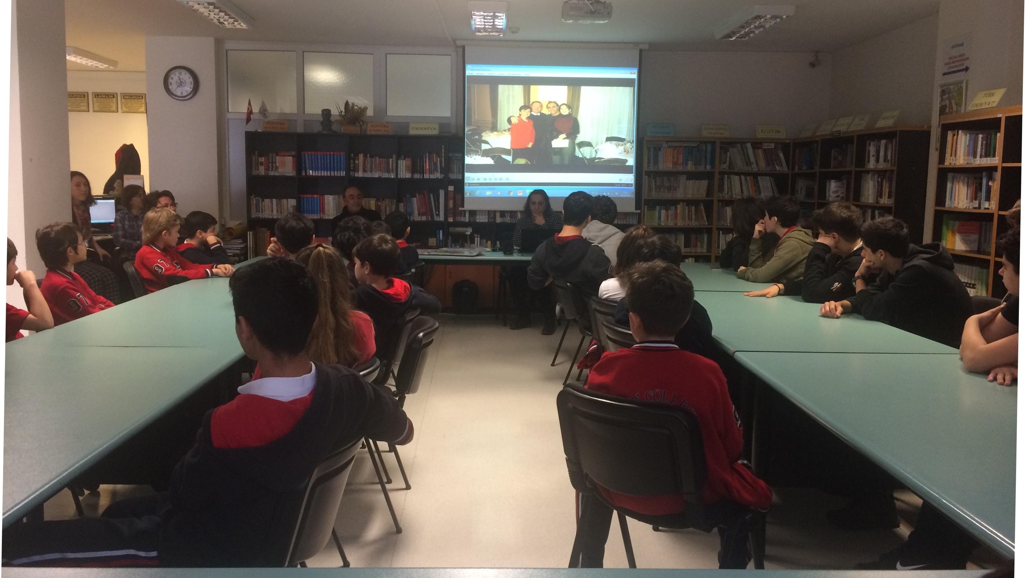 Okul Ormanı Projemizin İlk Toplantısını Gerçekleştirdik