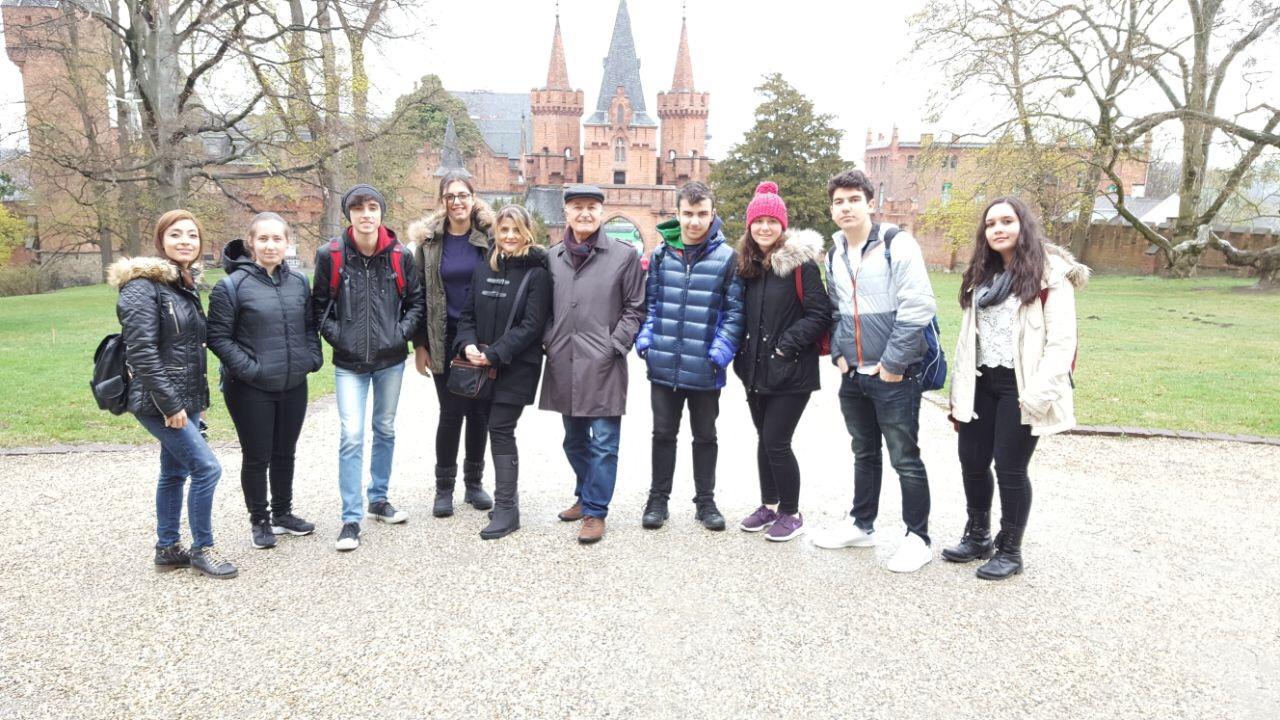 Erasmus Plus Projesine Katılan Grubumuzun Çekya'da Beşinci Günü
