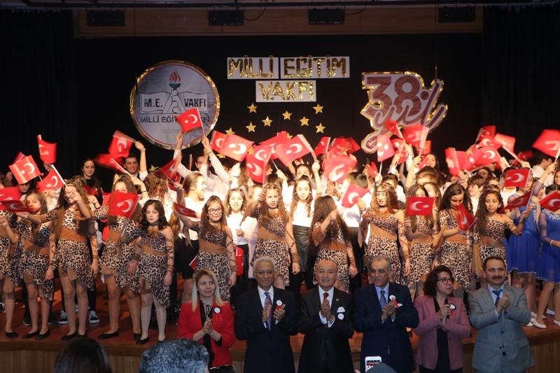 Vakfımızın 38. Kuruluş Yıl Dönümünü Coşkuyla Kutladık