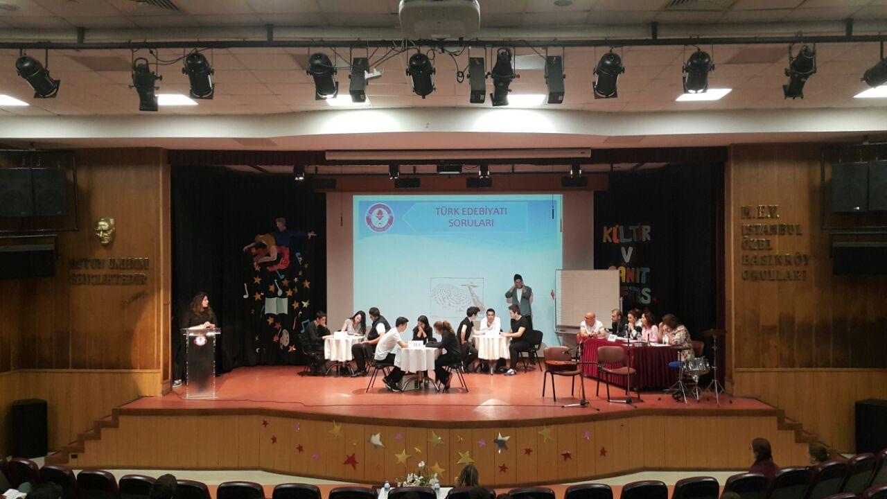 11. Sınıflar Bilgi Yarışması
