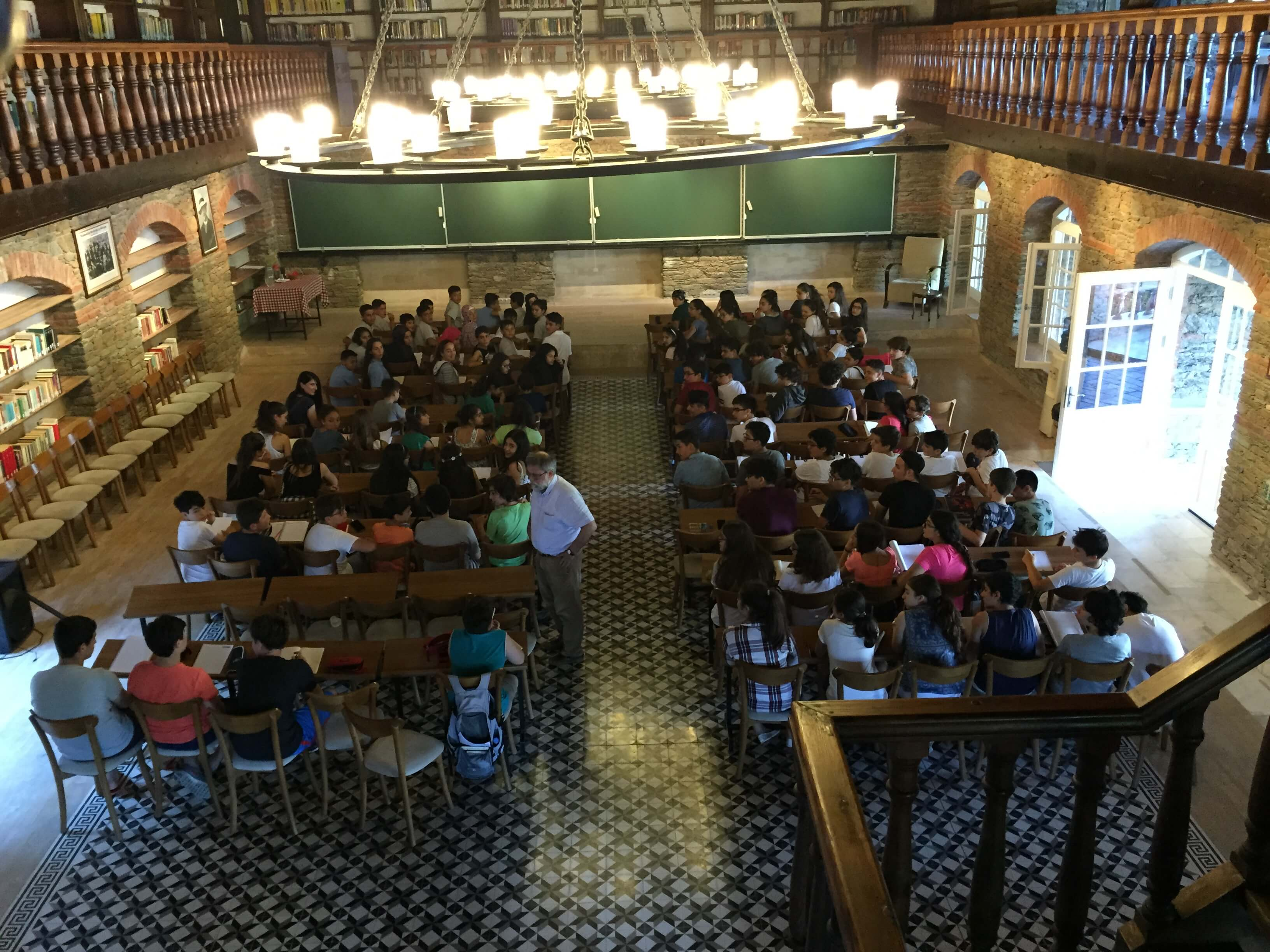 Nesin Matematik Köyü Kampı