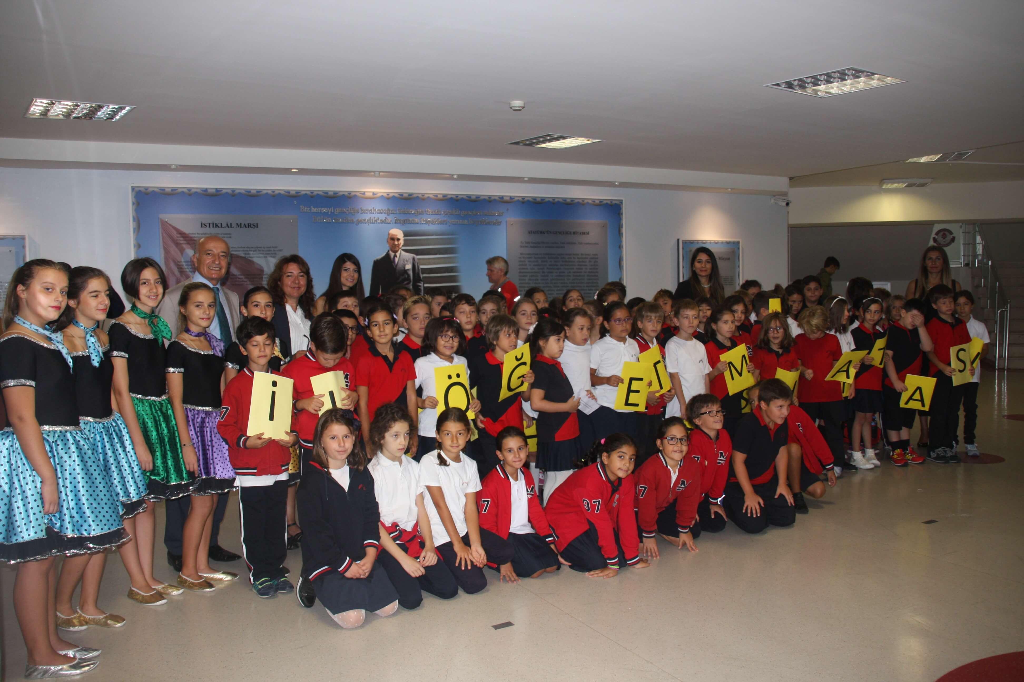 3. Sınıf Öğrencilerimiz İlköğretim Haftasını Kutladı