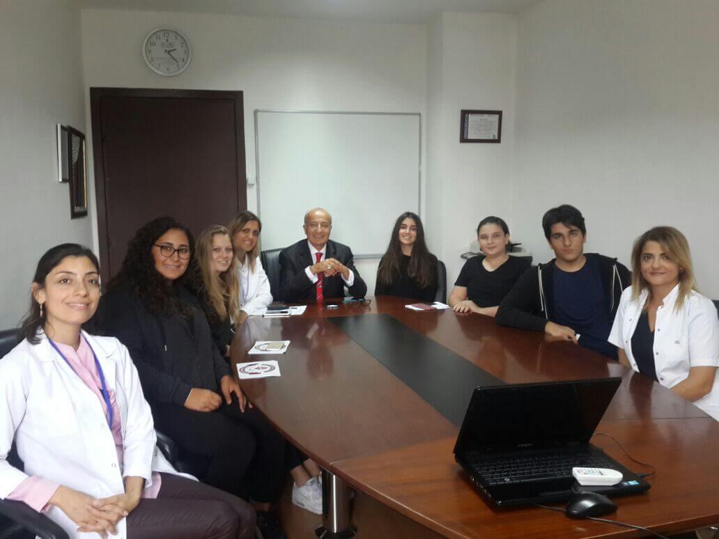 Erasmus Plus Proje Toplantısına Katılmak Üzere Öğretmen ve Öğrencilerimiz Litvanya'ya Gidiyor