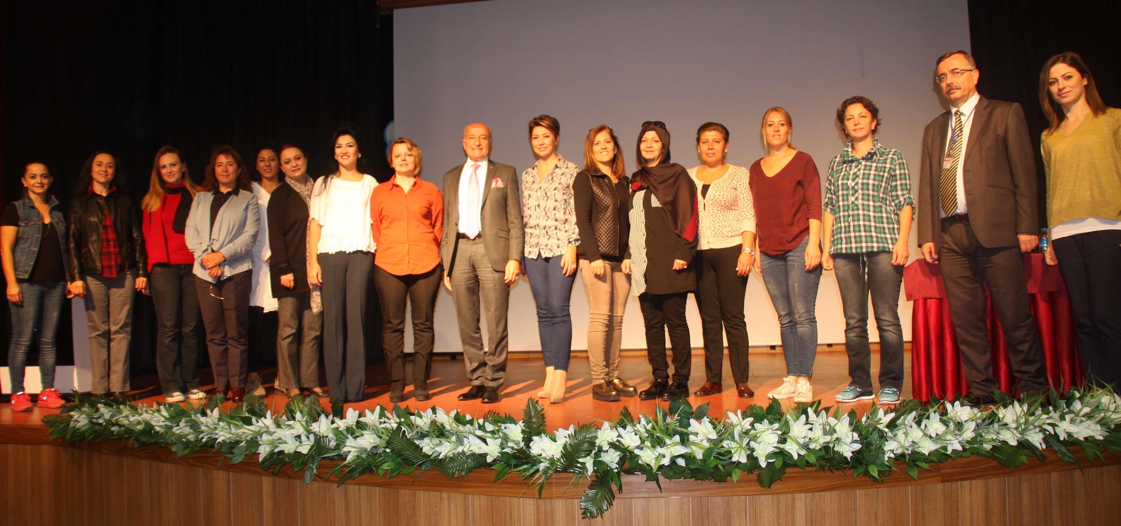2016-2017 Yılı Okul Aile Birliği Genel Kurulu 15 Ekim Cumartesi günü gerçekleşti