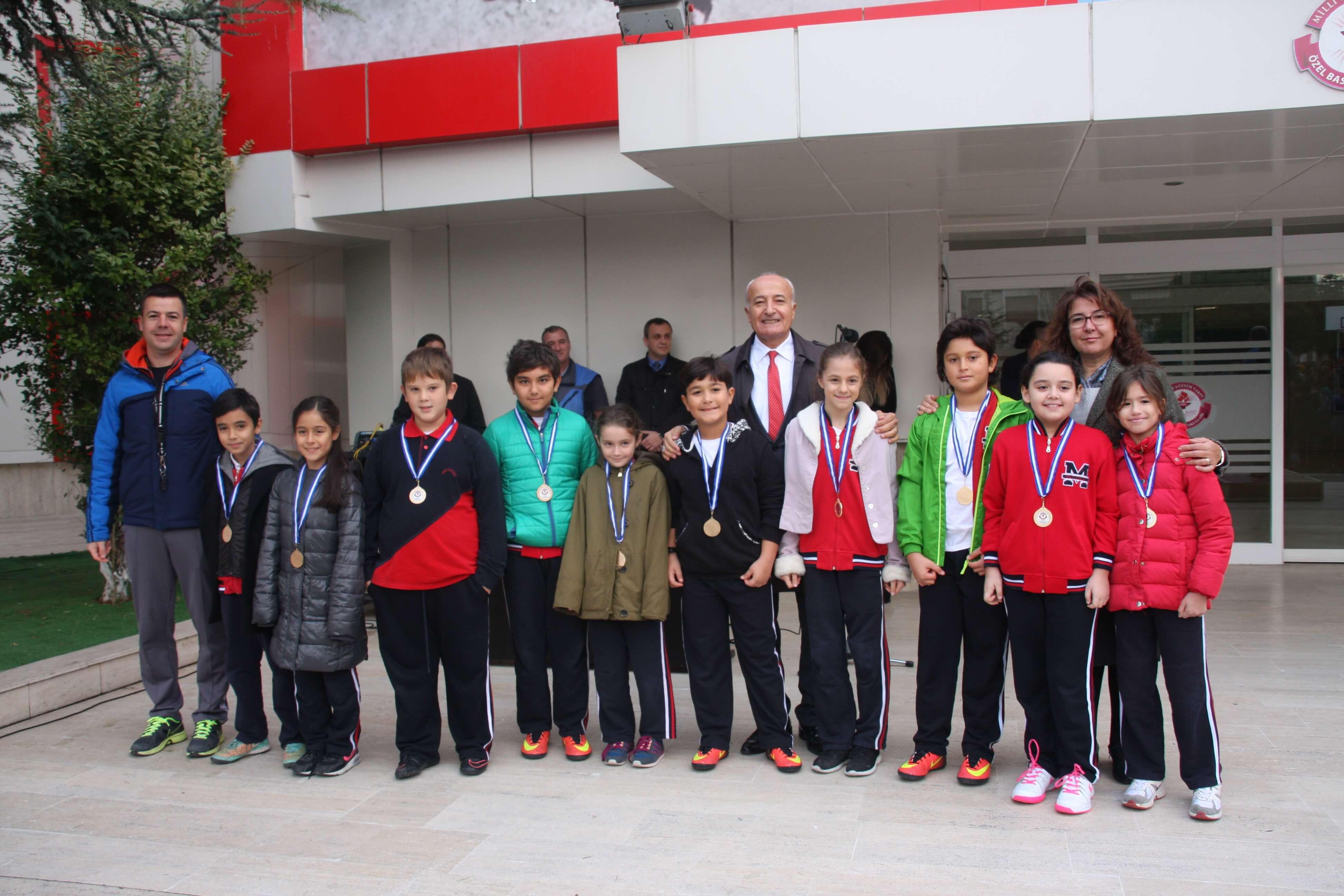 Atatürk Haftası Kapsamında Düzenlenen Yakan Top Turnuvası Sonuçlandı
