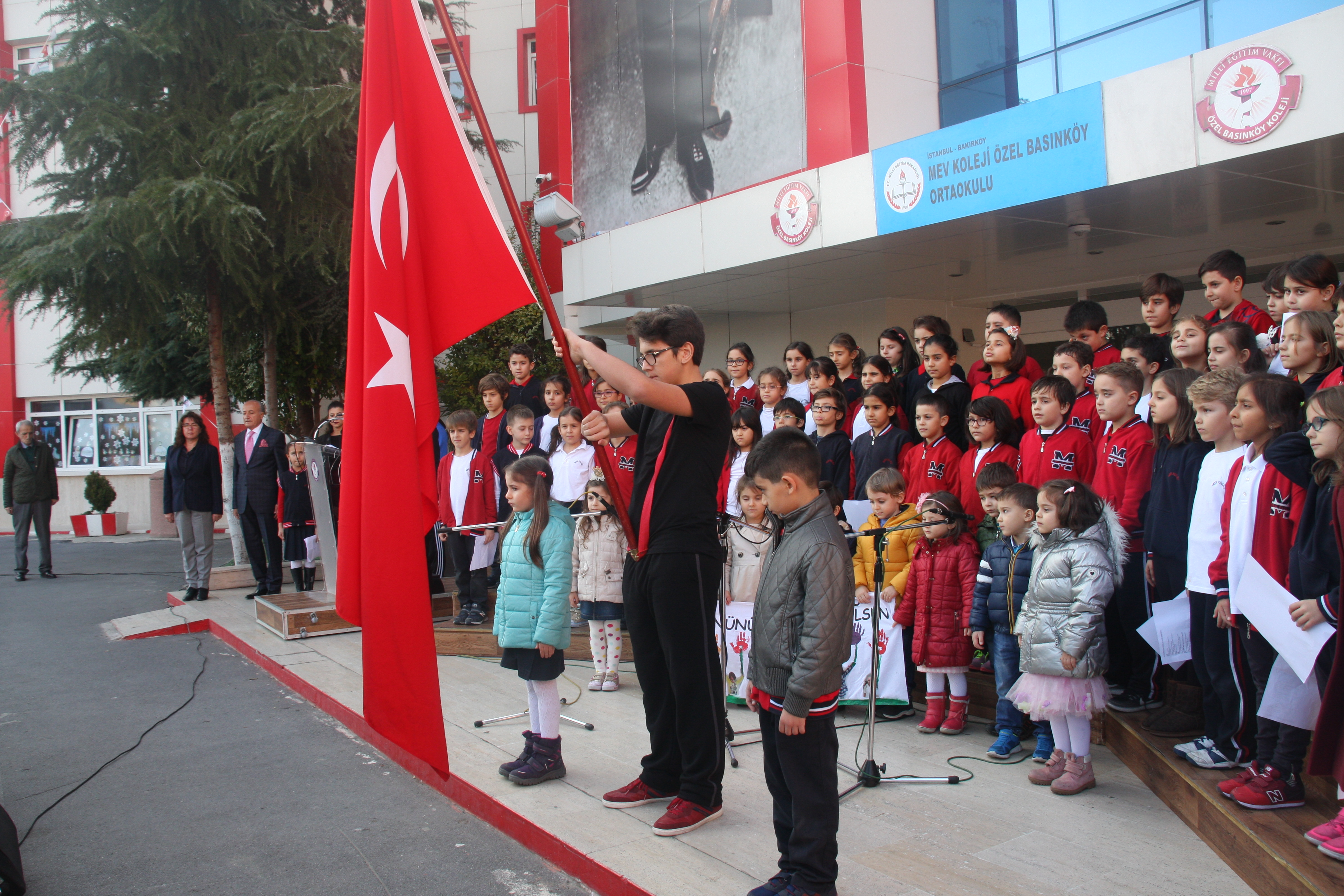 24 Kasım Öğretmenler Günü Törenimiz Gerçekleşti