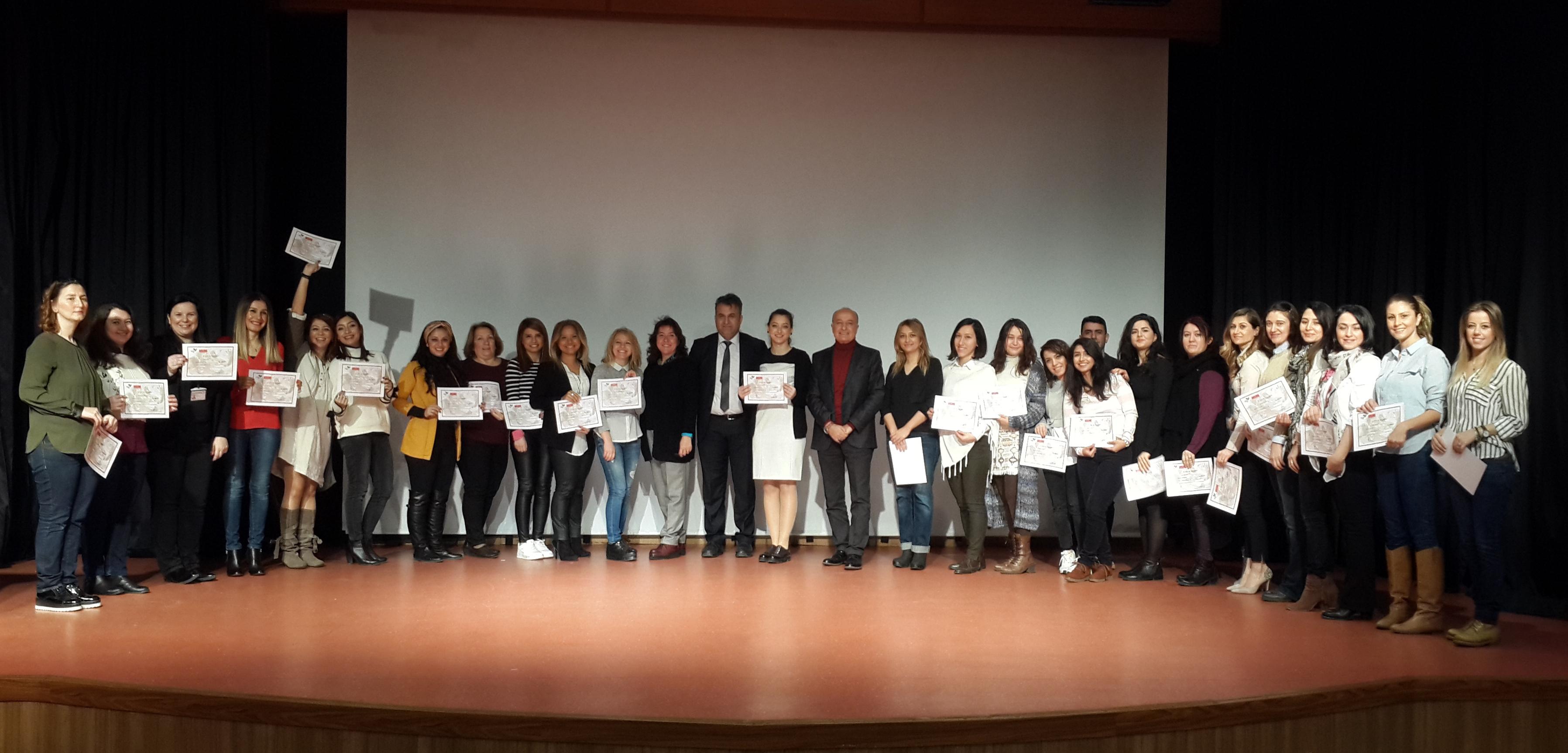 Yarıyıl Mesleki Gelişim Programı Öğretmenlerimizle Birlikte Bugün Gerçekleşti