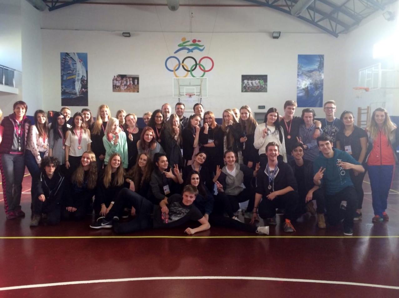 Erasmus Plus Kapsamında Okulumuzda Olan Misafirlerimizle Güzel ve Verimli Bir Hafta Geçirdik