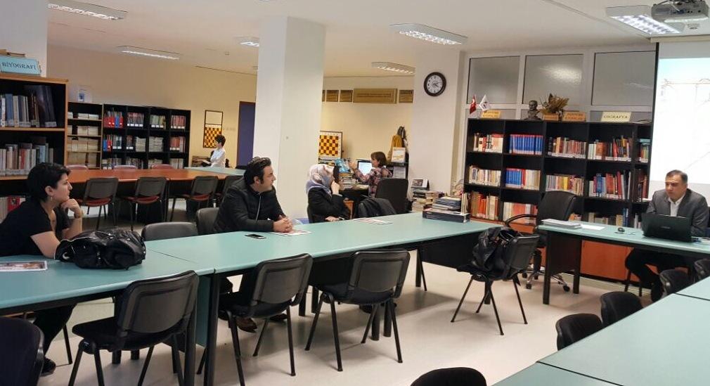 İngiltere ve Amerika Yaz Okulu Veli Bilgilendirme Toplantımızı Gerçekleştirdik