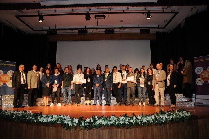 MEV Koleji Özel Basınköy Okulları 13. Fen Bilimleri Şenliği ve Proje Yarışmamızın Ödülleri Sahiplerini Buldu