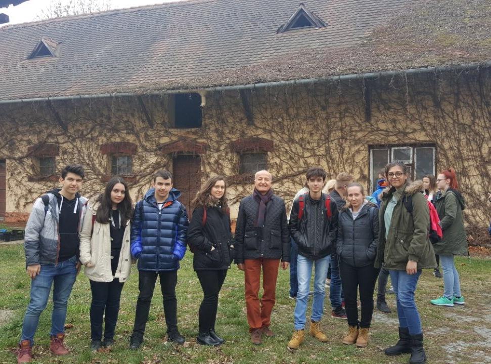 Erasmus Plus Projesine Katılan Grubumuzun Çekya'da Üçüncü Günü