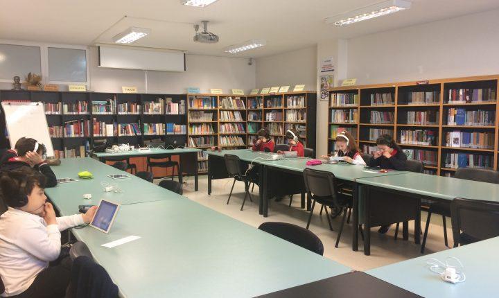 4. ve 7. Sınıf Öğrencilerimiz TOEFL Sınavına Katıldılar