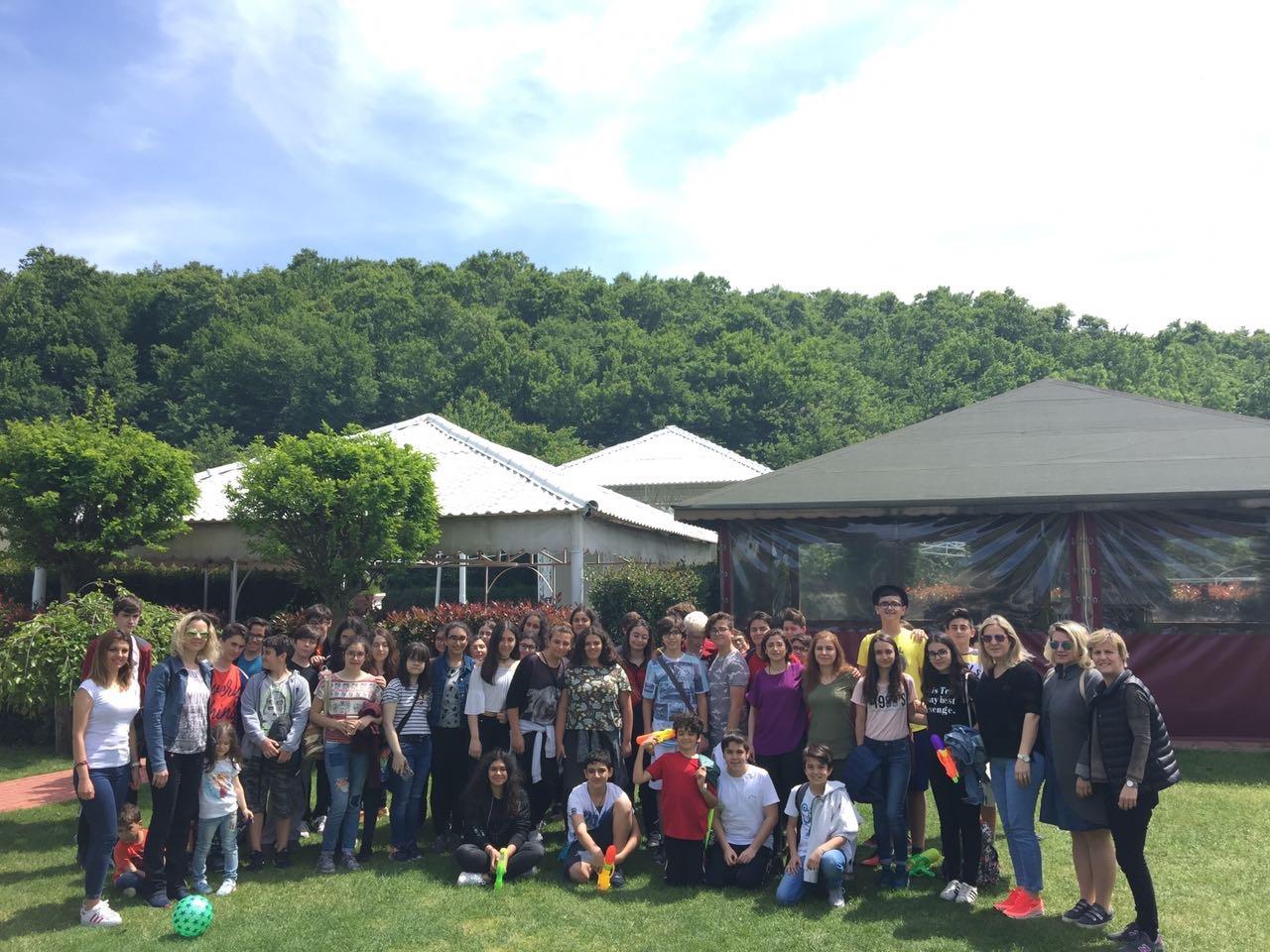 Ortaokul Öğrencilerimizle Polonezköy Gezimiz