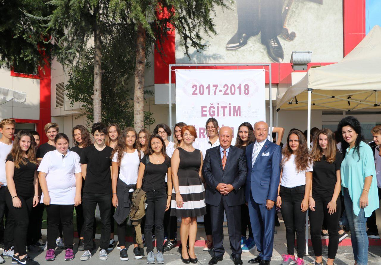 2017-2018 Eğitim Öğretim Yılı Açılış Törenimiz