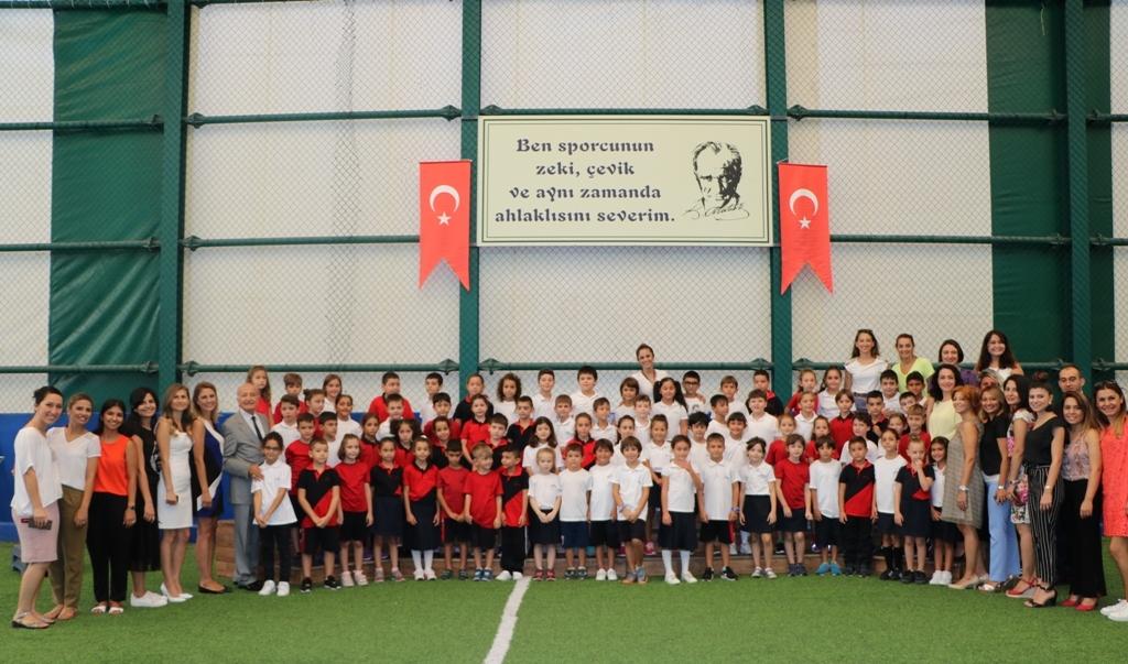2. Sınıf Öğrencilerimiz İlköğretim Haftası'nı Kutladı