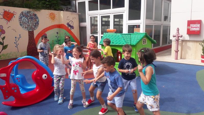 Anasınıfı Öğrencilerimiz İki Hafta Boyunca Birbirinden Güzel Etkinlikler Yaptılar