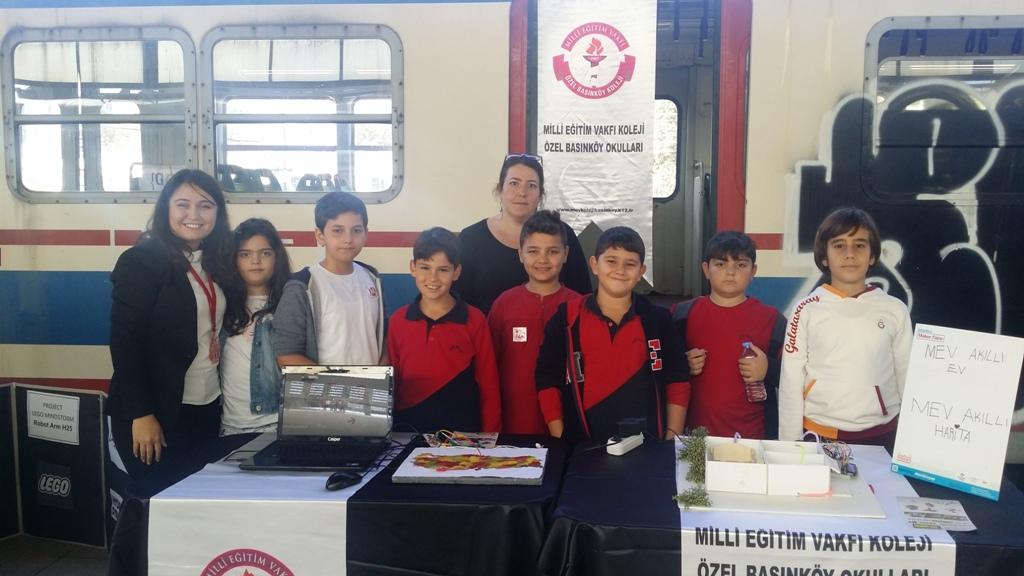 İstanbul Maker Faire Etkinliğine Katıldık