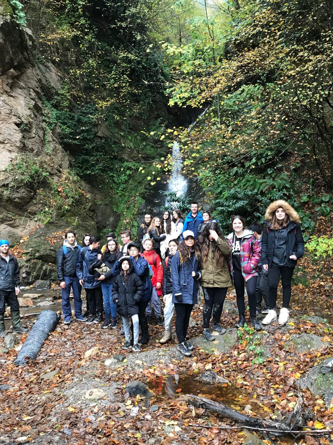 Öğrencilerimiz İzmit-Yuvacık Trekking Gezisine Katıldılar.