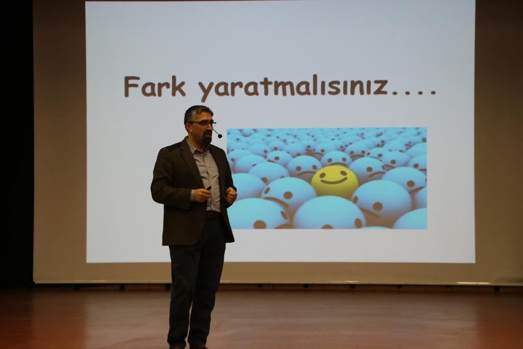 Turgay Polat Öğrencilerimize Yeni Üniversite Sınav Sistemini Anlattı