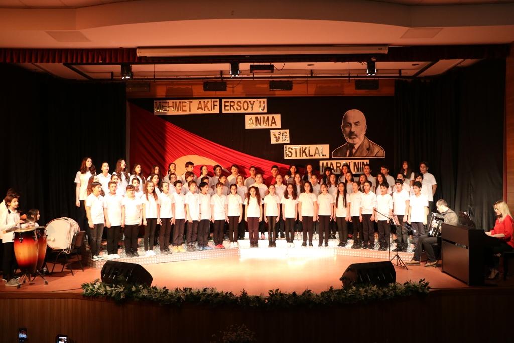 İstiklâl Marşı'mızın TBMM'de Kabulünün 97.Yıl Dönümünü Kutladık