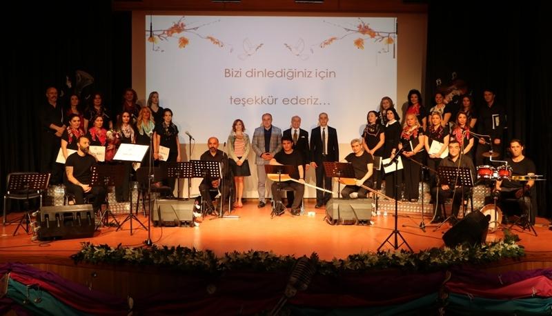 Türk Halk Müziği Veli Konserimiz