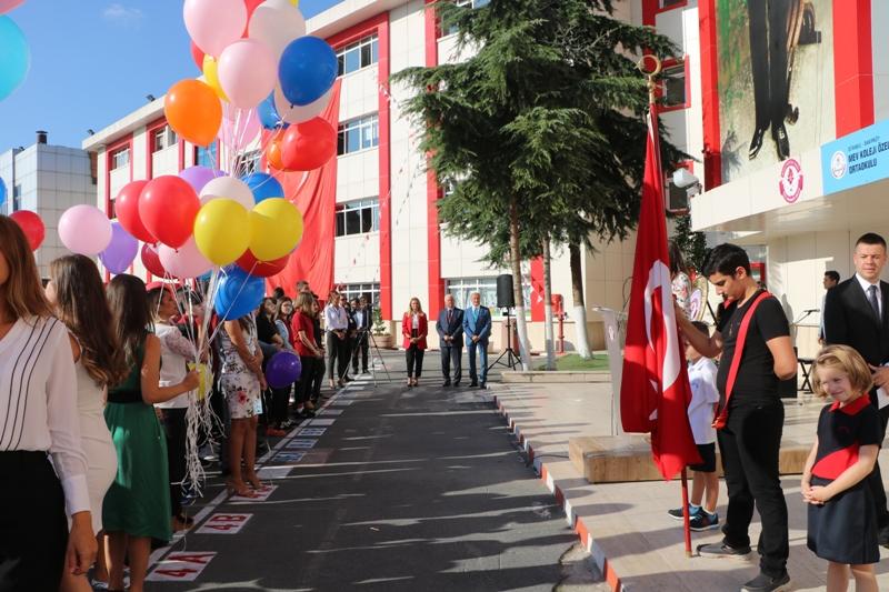 2018-2019 Eğitim Öğretim Yılı Açılış Törenimiz
