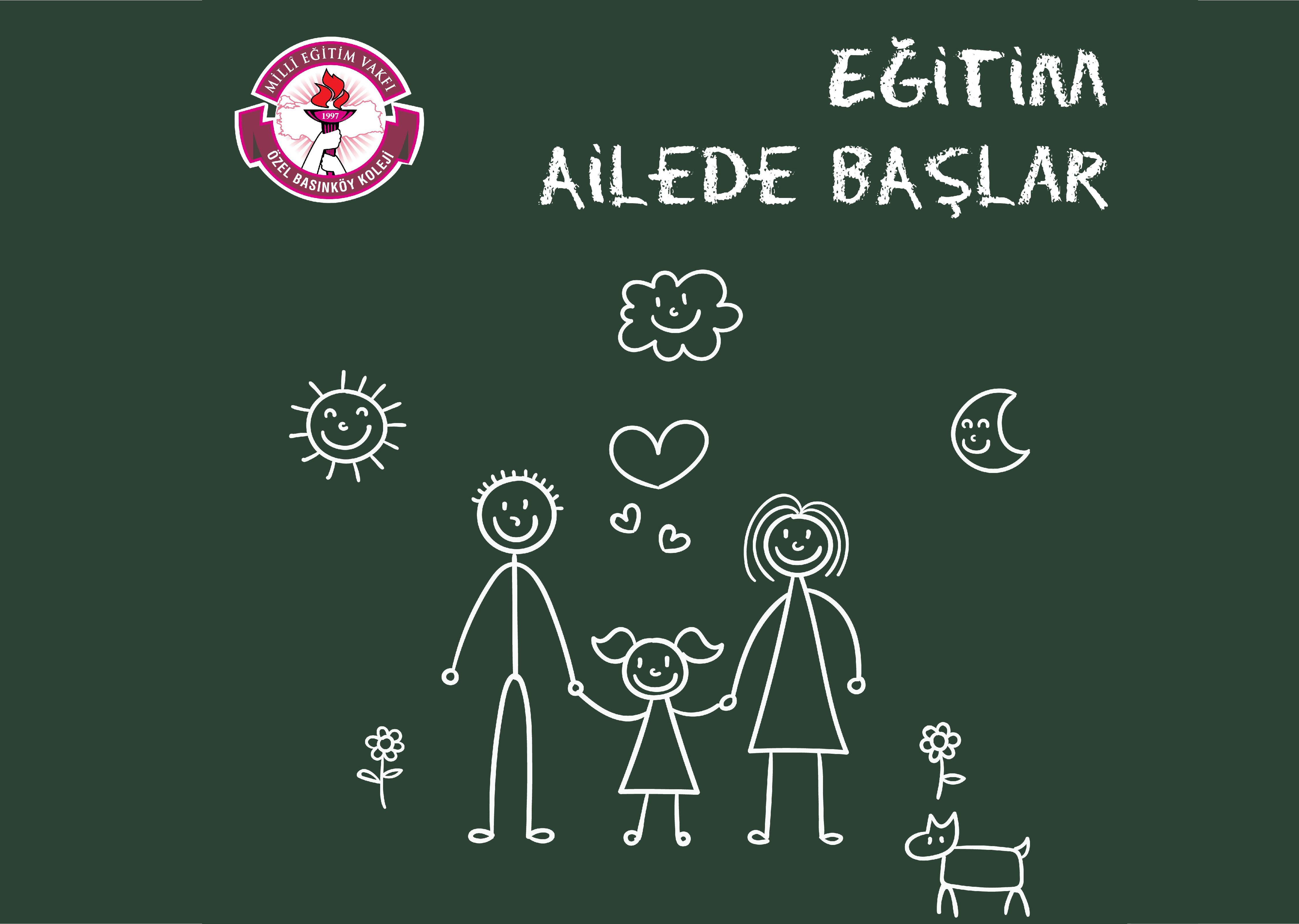 """""""Eğitim Sürecinde Ailenin Rolü"""" Konulu Ekim Ayı Veli Bülteni"""