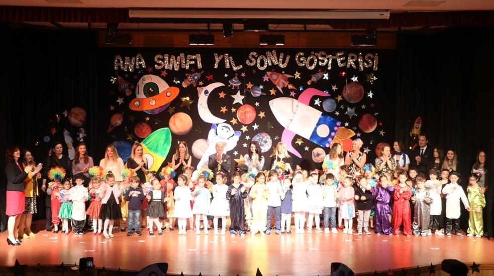 Ana Sınıfı Öğrencilerimizin Yıl Sonu Gösterisi