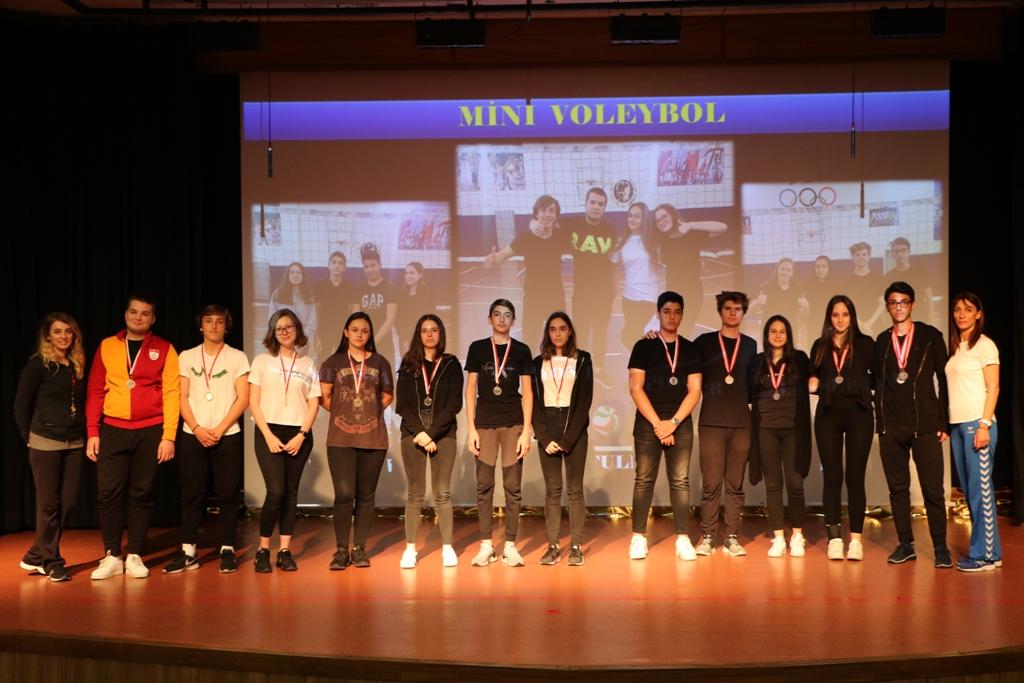 Gençlik Haftası Ödül Töreni