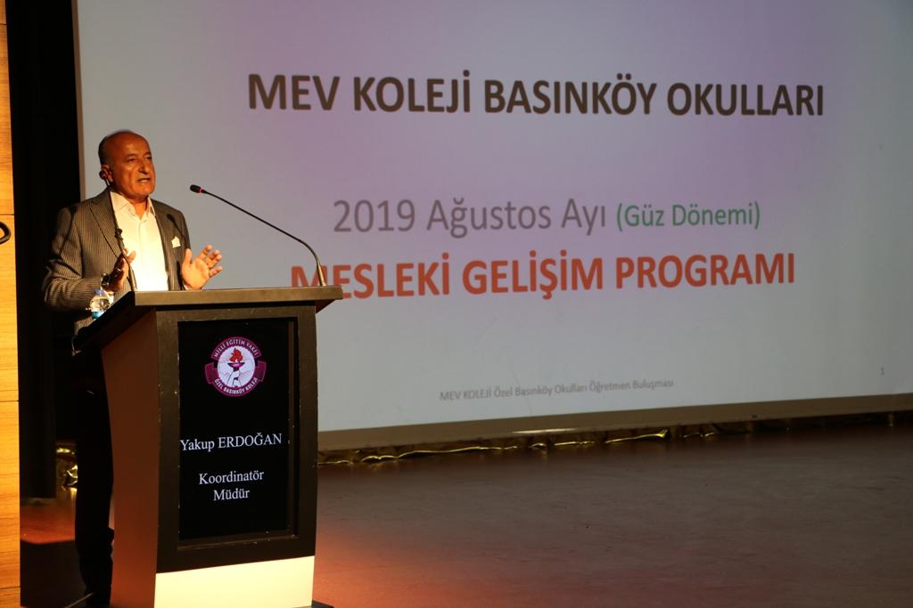 2019 Ağustos- Eylül Ayı Mesleki Gelişim Çalışma Programımız Başladı