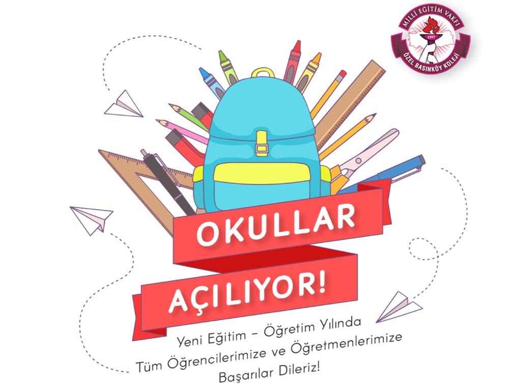 Tüm Öğrencilerimize ve Öğretmenlerimize Başarılar Dileriz