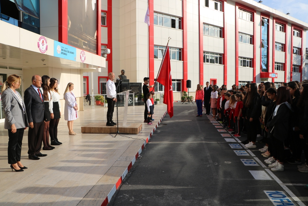 6 Ekim İstanbul'un Kurtuluşu Törenimiz