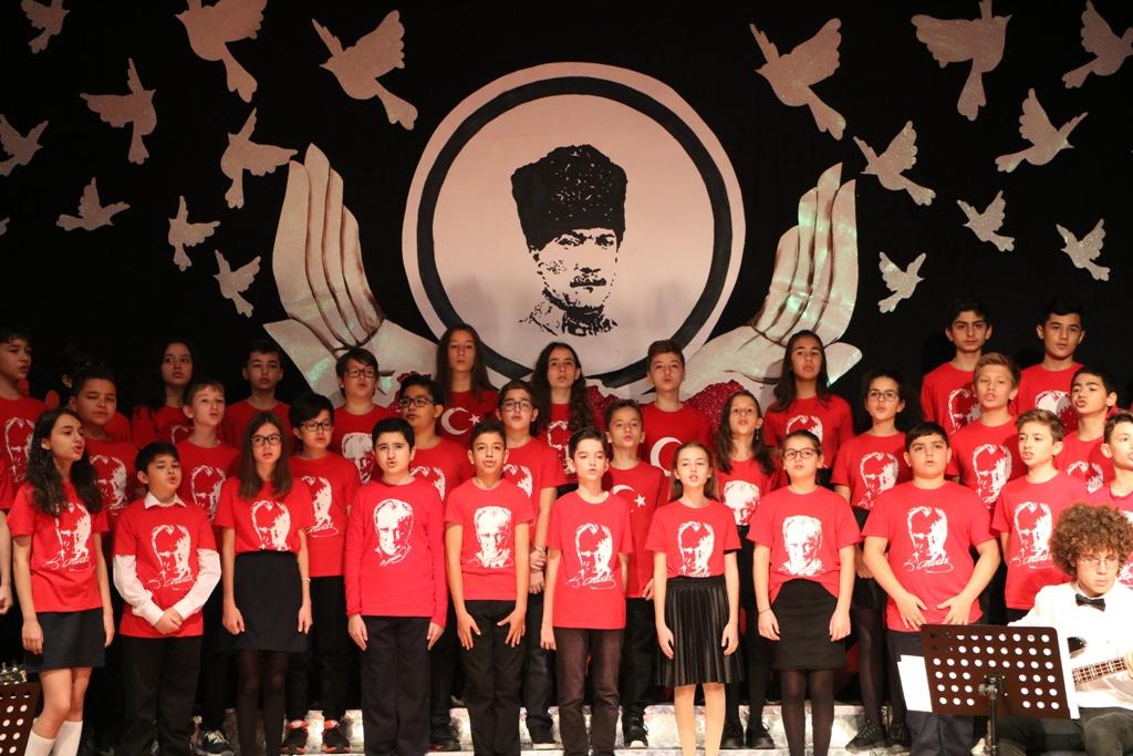 29 Ekim Cumhuriyet Bayramımızın 96. Yılını Coşku ve Gururla Kutladık